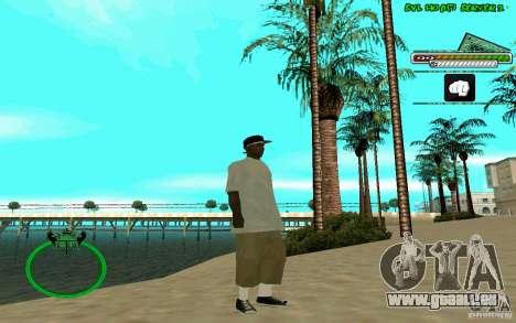 Nigga HD skin für GTA San Andreas her Screenshot