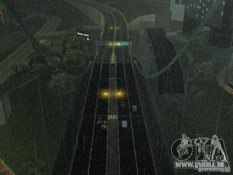 New Roads in San Andreas für GTA San Andreas fünften Screenshot