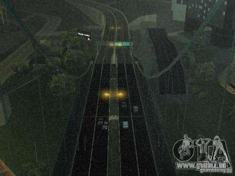New Roads in San Andreas pour GTA San Andreas cinquième écran