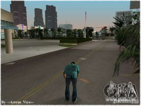 New Ocean Beach für GTA Vice City