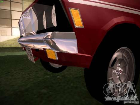 Mitsubishi Galant GTO-MR pour GTA San Andreas vue de côté
