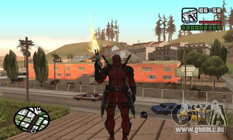 Dead Pool pour GTA San Andreas