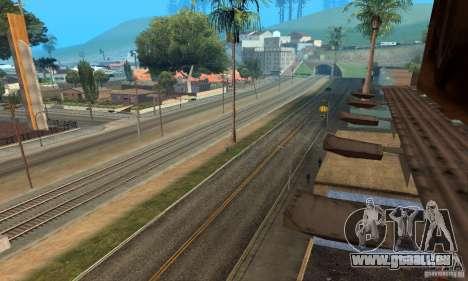 Grove Street 2013 v1 für GTA San Andreas zweiten Screenshot