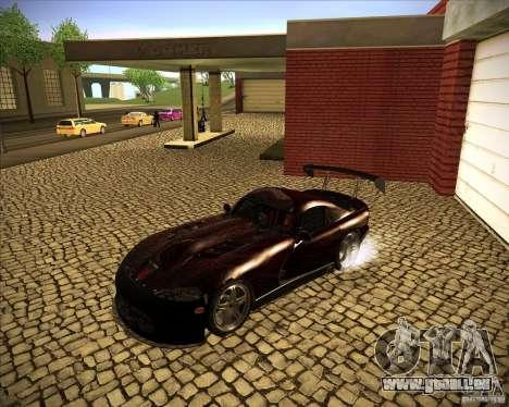 Dodge Viper TT pour GTA San Andreas