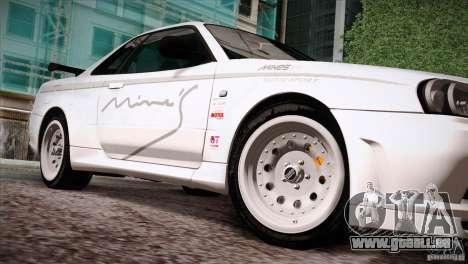 FM3 Wheels Pack pour GTA San Andreas huitième écran