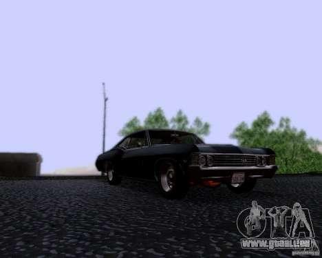 Super Natural ENBSeries für GTA San Andreas zweiten Screenshot