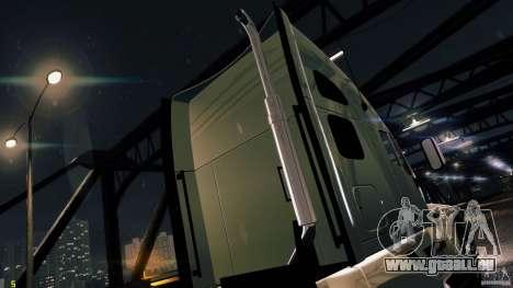 Kenworth T700 2010 Final pour GTA 4 est un droit
