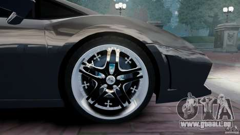 Lamborghini Gallardo LP 560-4 DUB Style pour GTA 4