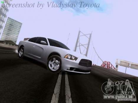 Dodge Charger 2013 pour GTA San Andreas