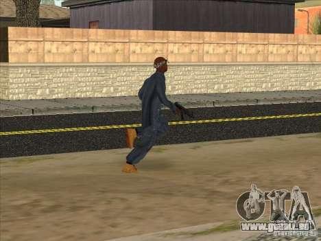 2Pac v1 pour GTA San Andreas