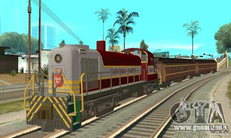 Canadian Pacific für GTA San Andreas