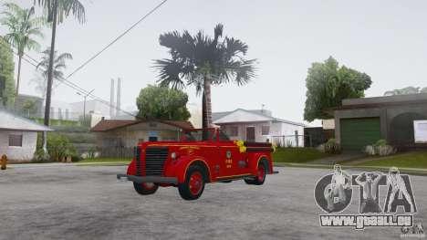 American LaFrance 600-Series 1941 für GTA San Andreas