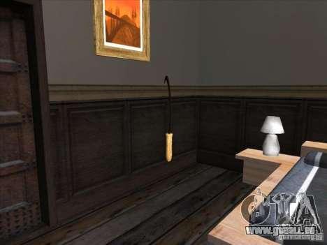Croissant de lune pour GTA San Andreas deuxième écran