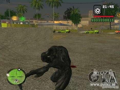 Bibliotekar pour GTA San Andreas cinquième écran