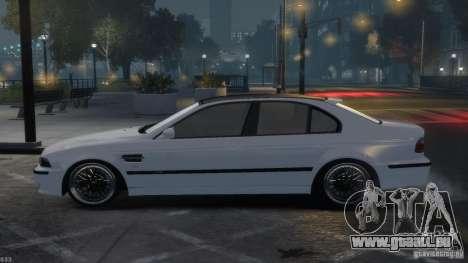 BMW M5 E39 BBC v1.0 für GTA 4 Seitenansicht
