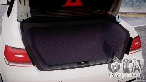BMW M3 Hamann E92 pour le moteur de GTA 4