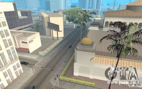 Theft of vehicles 1.0 für GTA San Andreas fünften Screenshot