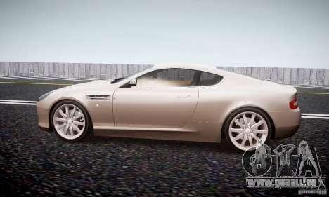 Aston Martin DB9 2005 V 1.5 für GTA 4 linke Ansicht