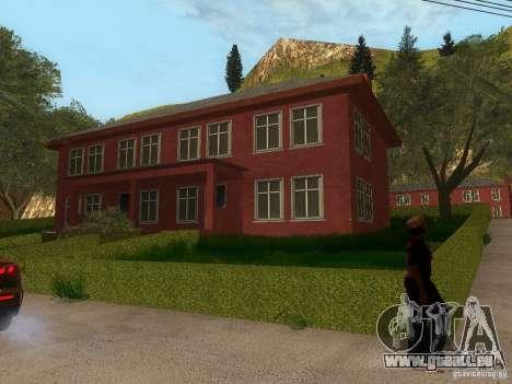 Enregistrer Bejsajde pour GTA San Andreas deuxième écran
