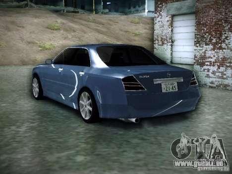 Nissan Gloria pour GTA San Andreas laissé vue