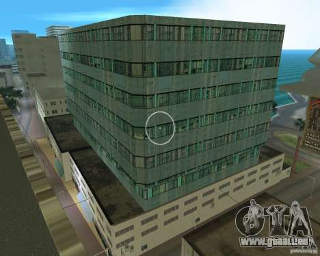 New Downtown: Shops and Buildings für GTA Vice City achten Screenshot
