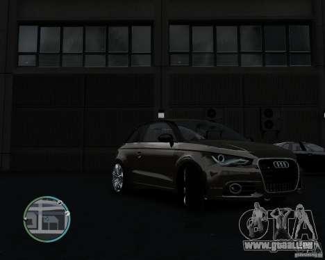 Audi A1 v.2.0 pour GTA 4 est une gauche