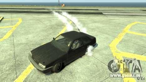 Drift Handling Mod pour GTA 4 quatrième écran