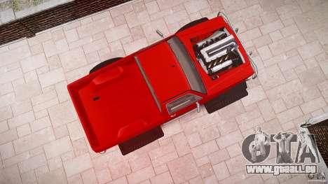MonsterTruck für GTA 4 Seitenansicht
