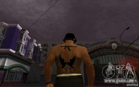 Hollywood Undead Tatoo pour GTA San Andreas