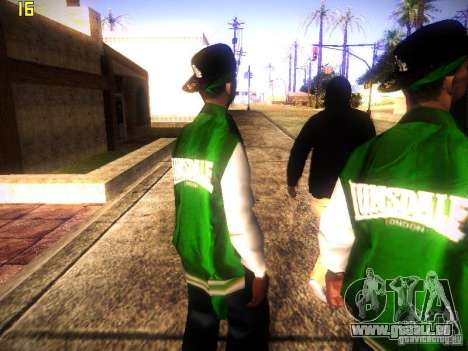 Normal Map Plugin pour GTA San Andreas quatrième écran