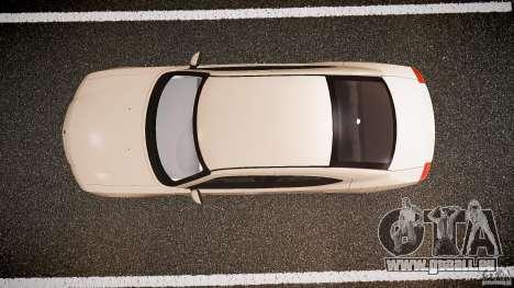 Dodge Charger RT Hemi 2007 Wh 1 für GTA 4 rechte Ansicht