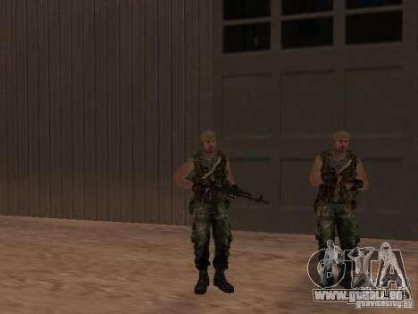 Commando russe pour GTA San Andreas sixième écran