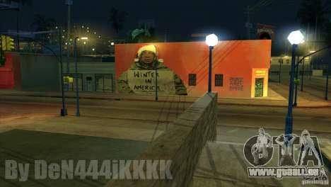 Graffiti für GTA San Andreas dritten Screenshot