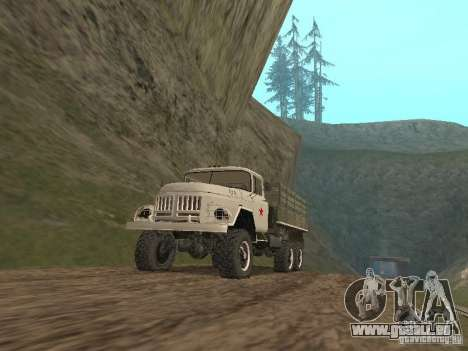 ZIL 131 Main pour GTA San Andreas