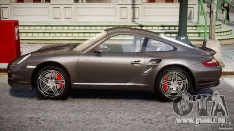 Porsche 911 Turbo für GTA 4 hinten links Ansicht