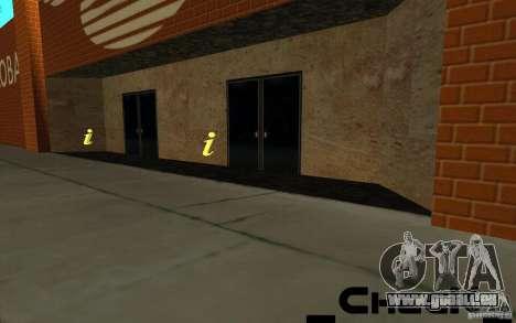 Respawn San News pour GTA San Andreas deuxième écran