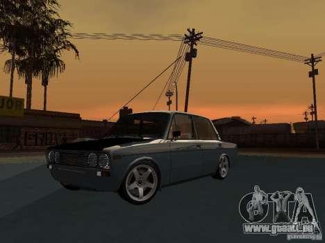 VAZ 2106 tuning für GTA San Andreas
