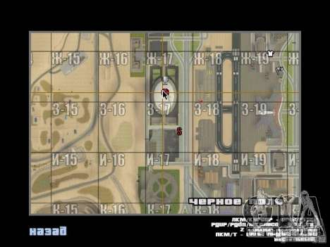 Das neue Gebäude des LV für GTA San Andreas fünften Screenshot