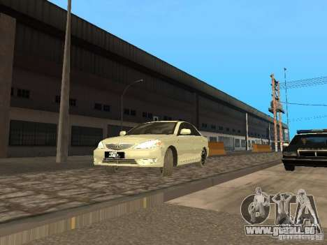 Toyota Camry 2003 pour GTA San Andreas