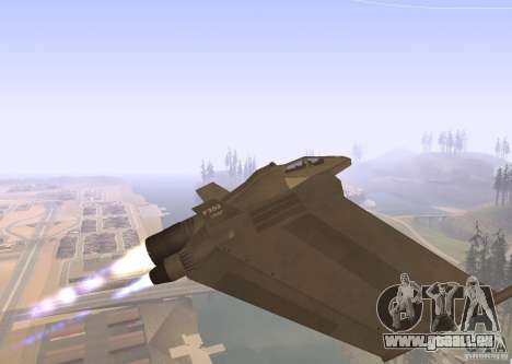 F302 pour GTA San Andreas
