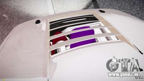 Nissan Sileighty pour GTA 4 est une vue de dessous