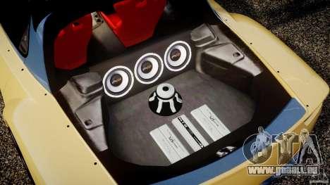 Mazda RX-7 Veilside v0.8 pour GTA 4 Salon