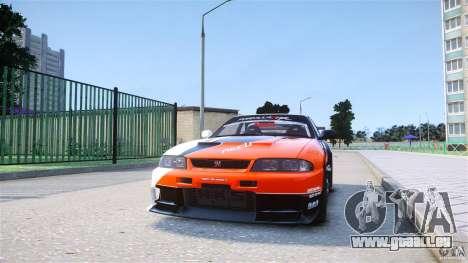 PhotoRealistic ENB pour GTA 4 cinquième écran