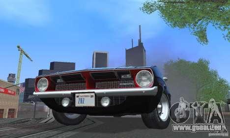 ENBSeries by dyu6 Low Edition pour GTA San Andreas neuvième écran