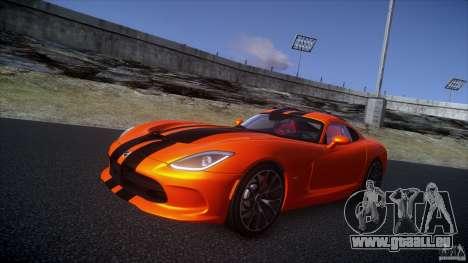 Dodge Viper GTS 2013 v1.0 pour GTA 4