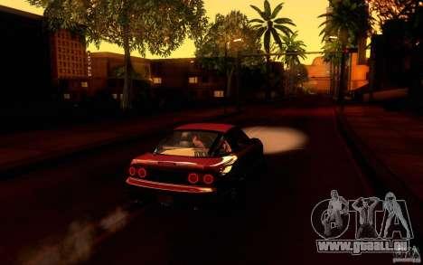 Nissan 180SX Kouki pour GTA San Andreas vue de droite