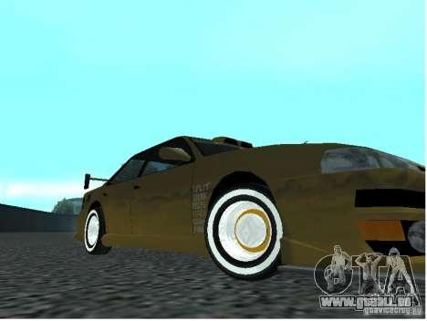 Deluxo Wheels Mod pour GTA San Andreas cinquième écran