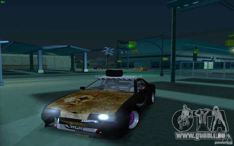 Elegy Rat by Kalpak v1 pour GTA San Andreas