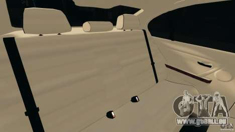 BMW 330i E92 pour GTA 4 est un côté