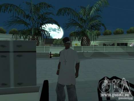 Skins Collection für GTA San Andreas